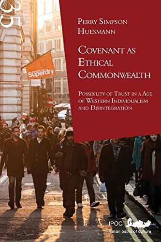 9788896732021: Covenant as Ethical Commonwealth