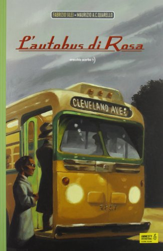 9788896806722: L'autobus di Rosa. Ediz. illustrata