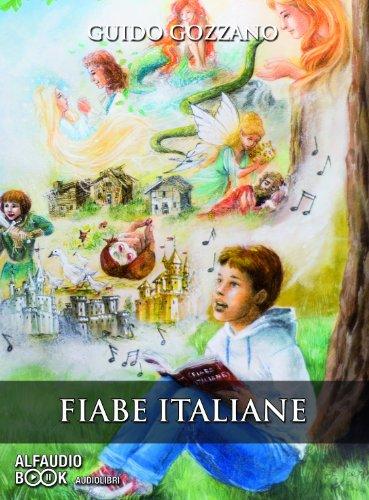 9788896835142: Fiabe italiane. Audiolibro. Con CD Audio