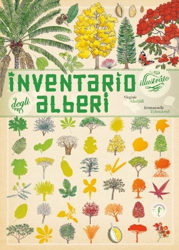 9788896968826: Inventario illustrato degli alberi