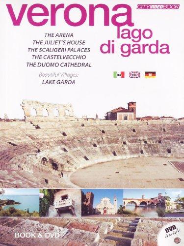 9788896981177: City Video Book - Verona/Lago di Garda(+libro-guida) [IT Import]
