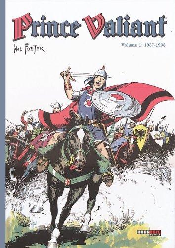 9788897062622: Prince Valiant: 1