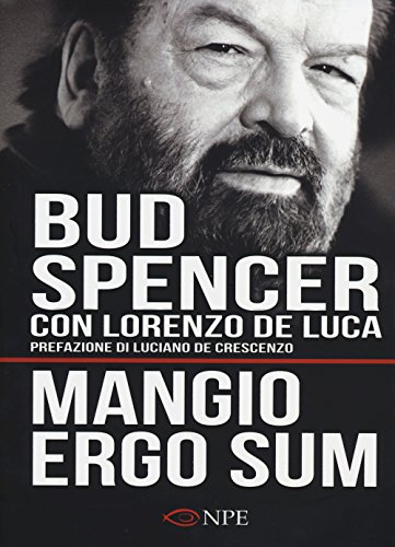 9788897141471: BUD SPENCER - MANGIO ERGO SUM