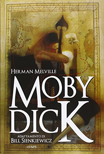 Moby dick illustrated classics collection
