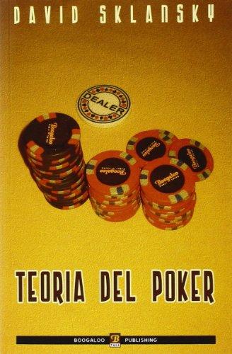 9788897257028: Teoria del poker
