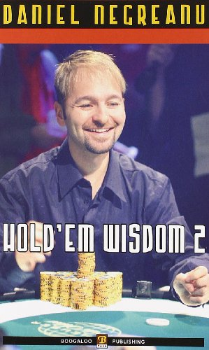 Hold'em wisdom vol. 2 (8897257658) by Daniel. Negreanu