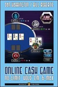 9788897257707: Online cash games. No-limit hold'em 6-max. Ediz. italiana