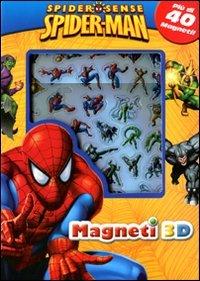 9788897266150: Spider-Man. Spider sense. Con magneti 3D. Ediz. illustrata