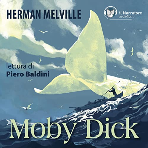 9788897301028: Moby Dick. Audiolibro. 2 CD Audio formato MP3. Con e-text. Ediz. integrale