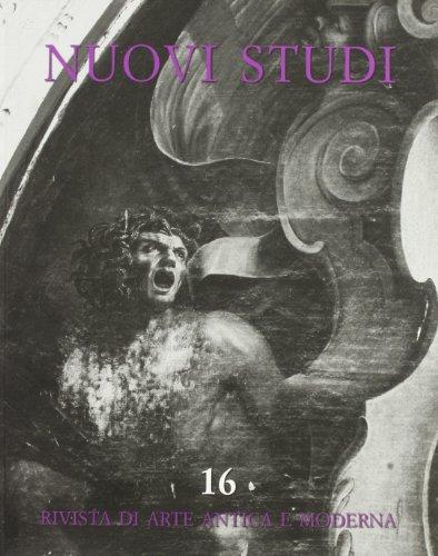 9788897372011: Nuovi studi. Rivista di arte antica e moderna: 16