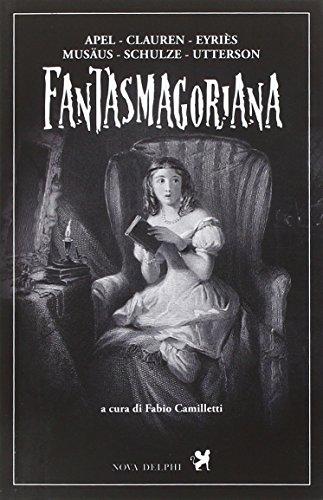 9788897376415: Fantasmagoriana