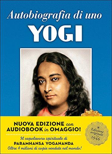 9788897586678: Autobiografia di uno yogi. Con CD Audio