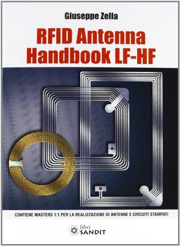 9788897599364: RFID antenna handbook Lh-fh