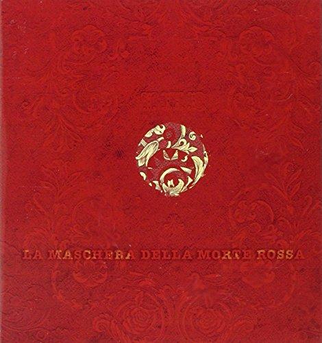 9788897637103: La maschera della Morte Rossa. Con CD Audio