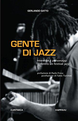 Gente di jazz. Interviste e personaggi dentro: Gerlando Gatto