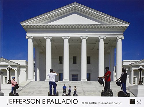 9788897737773: Jefferson e Palladio