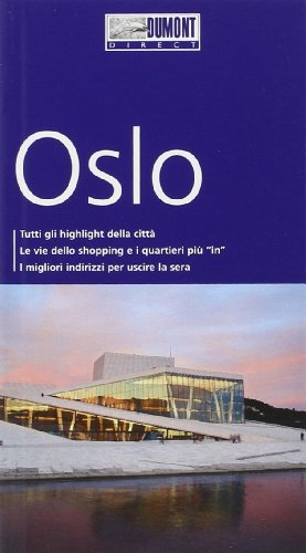 9788897749486: Oslo. Con mappa (Direct)