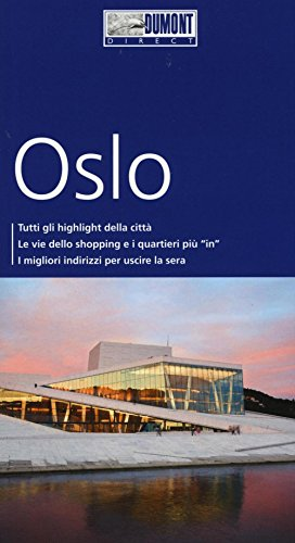 9788897749912: Oslo. Con mappa (Direct)