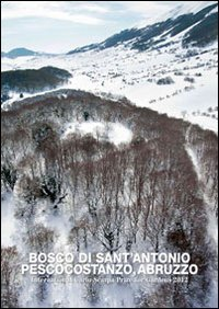 Bosco di Sant Antonio. Pescocostanzo, Abruzzo. the