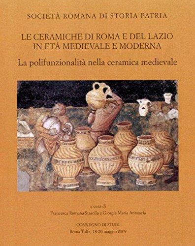 Le ceramiche di Roma e del Lazio