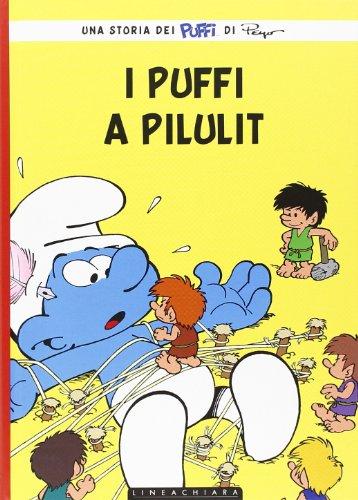 9788897965190: I puffi a Pilulit