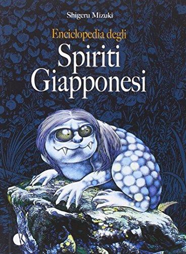 9788898002719: Enciclopedia degli spiriti giapponesi
