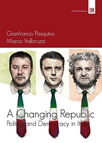 9788898014798: Changing republic. Politics and democracy in Italy (A)