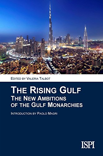 9788898014866: The rising gulf. The new ambitions of the gulf monarchies