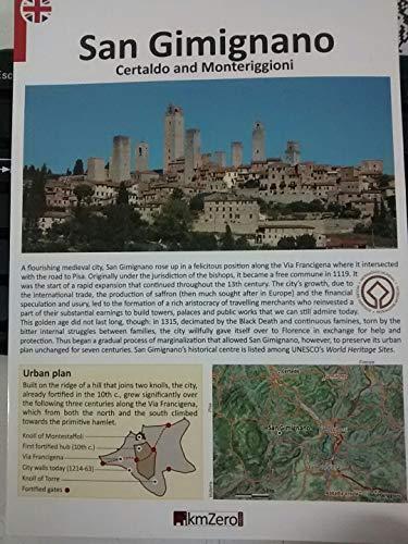 San Gimignano, Certaldo, Monteriggioni. Ediz. inglese