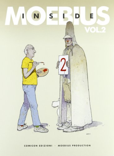 9788898049073: Inside Moebius vol. 2