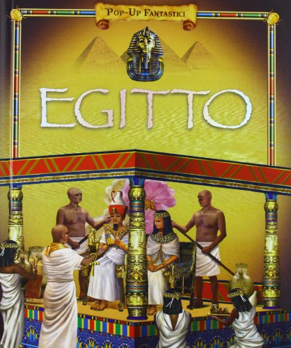 9788898128327: Egitto. Libro pop-up