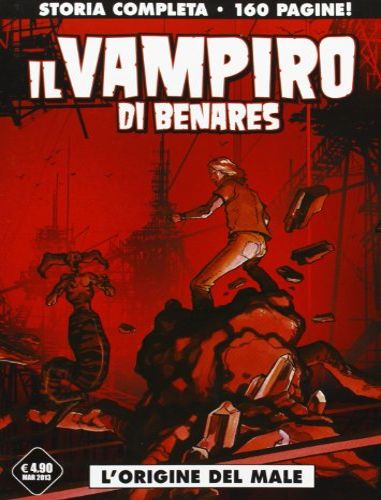 9788898152179: Il vampiro di Benares: 1
