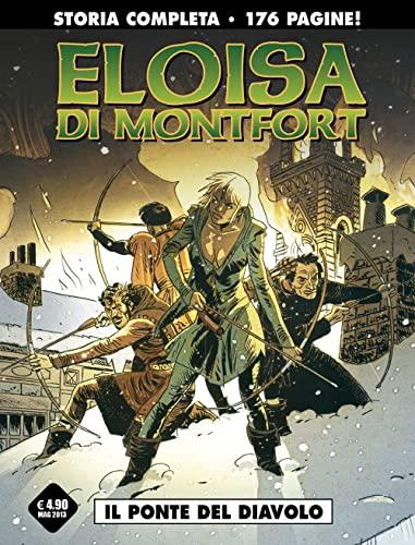 9788898152247: Eloisa di Montfort