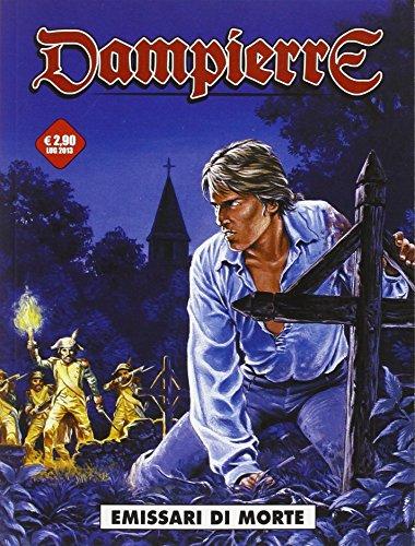 9788898152285: Emissari di morte. Dampierre vol. 2