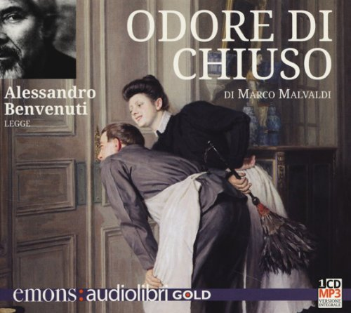 9788898425075: Odore di chiuso letto da Alessandro Benvenuti. Audiolibro. CD Audio formato MP3. Ediz. integrale