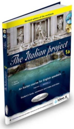The Italian Project, Beginners 1a: An Italian: Martin, T.; Magnelli,