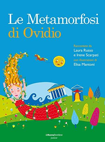 9788898519385: Le metamorfosi di Ovidio