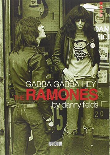 9788898599141: Gabba gabba Hey! The Ramones (Rumori)
