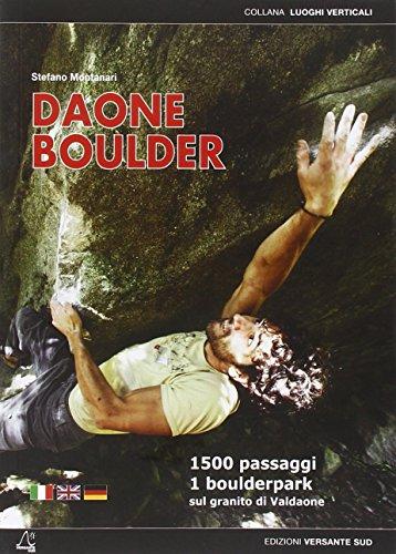 Daone Boulder (Paperback): Stefano Montanari