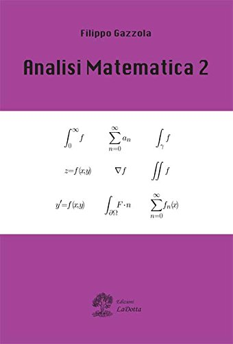 9788898648146: Analisi matematica 2