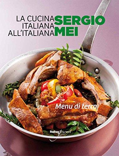 9788898675371: Menu di terra (Cucina italiana all'italiana)
