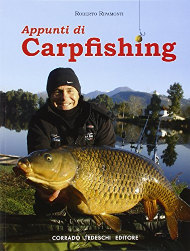 9788898710140: Appunti di Carpfishing