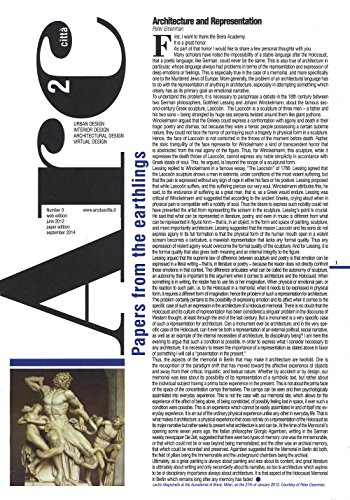 ArCDuecittà N. Zero. World. Papers From the