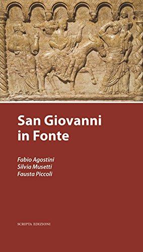 9788898877317: San Giovanni in fonte