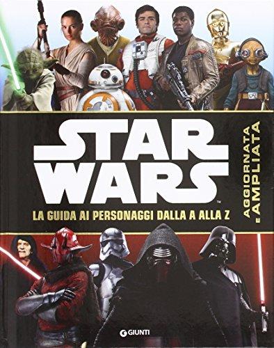 9788898937325: Star Wars. La guida ai personaggi dalla A alla Z