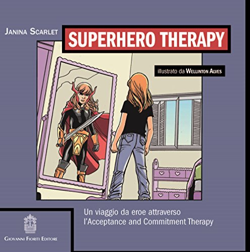 9788898991662: Superhero therapy