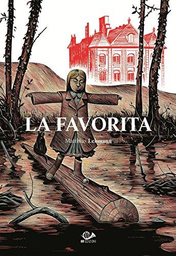9788899086756: La favorita (Graphic novel)