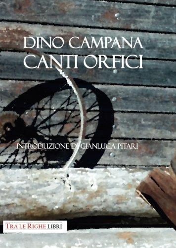 9788899141080: Canti Orfici. (Italian Edition)