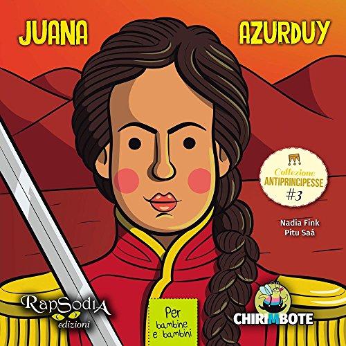 Juana Azurduy: Nadia Fink