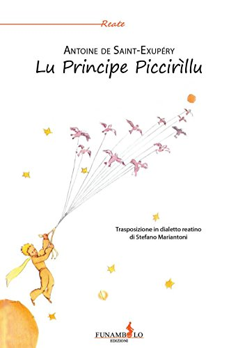 9788899233037: Principi piccirìllu (Lu) (Reate)